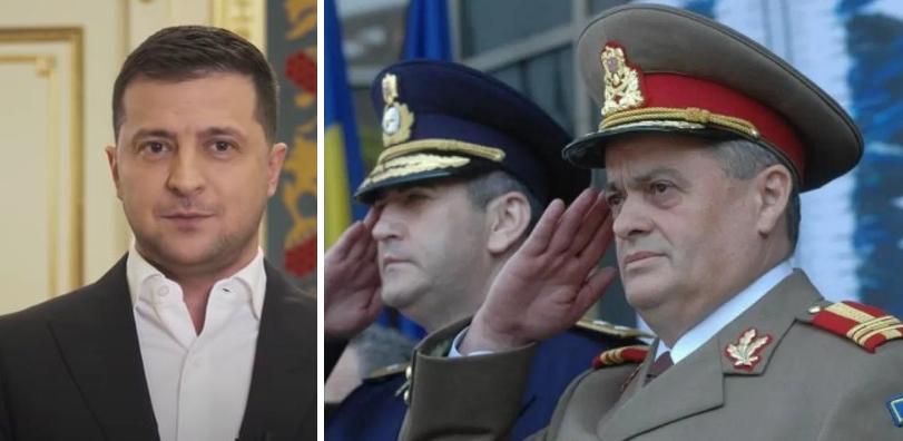 Ucraina cere de urgență României 3-4000 de generali, că ea nu are suficienți!