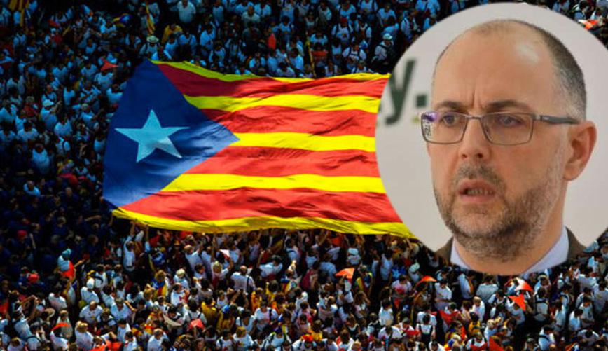 UDMR îi critică pe catalani: Ei nu sunt în stare să își taie singuri pădurile, dar vor independență!
