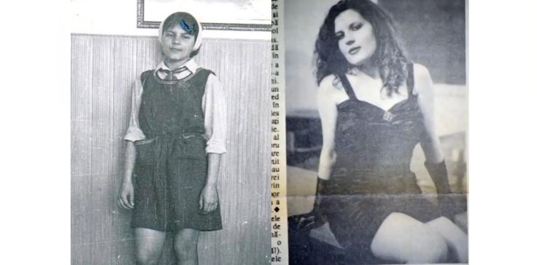 Elena Udrea în liceu, pe vremea când era virgină. Pe ici-colo!