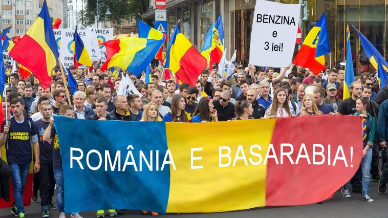 Românii cer alipirea la Republica Moldova, după ce au aflat că acolo benzina e 3 lei!