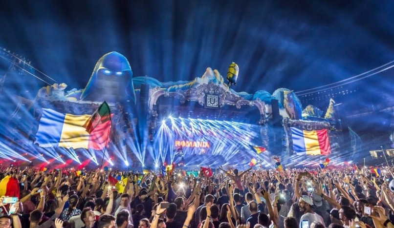 De la anul, Untold trebuie să se mute la București!