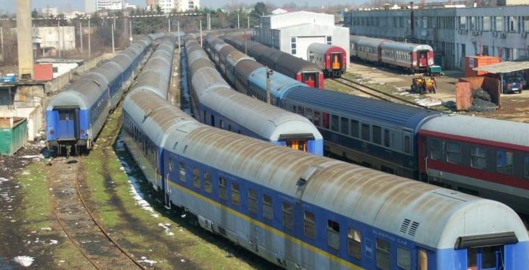 In 1989, CFR Călători avea 11.000 de vagoane. Azi mai are 800. Doar atât a mai rămas de furat!
