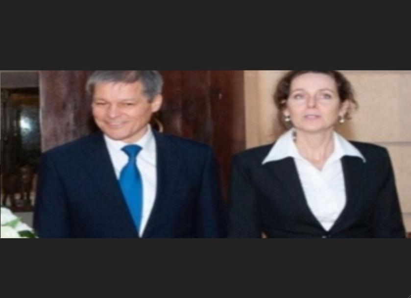 Amănunte jenante despre Valerie, soția lui Cioloș: vorbește limba română mai bine decât românul Dragnea!