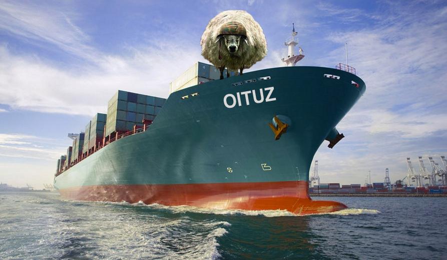 Alertă: un vapor românesc ce transporta oi a atacat Siria!