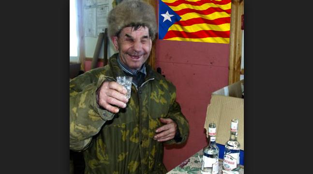 A început fiesta: Vasluiul a recunoscut independența Cataloniei pentru 200 de votcă!