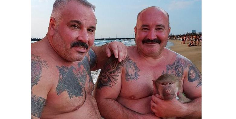 Viorica s-a fotografiat pe litoral cu noii șefi ai DNA!