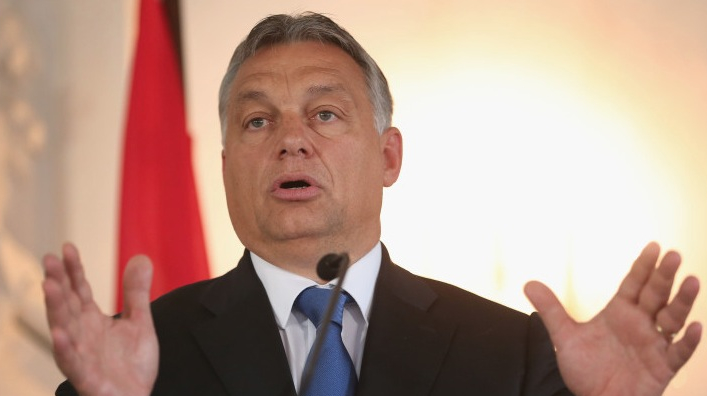 Nu ve superați, da' chind ne înjură Orban la noi în Ardeal nu este problemă?