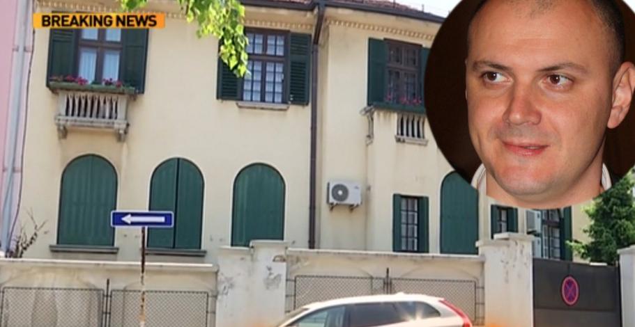 Palatul lui Sebastian Ghiță din Belgrad. Hai mucles, că ți-o iei!