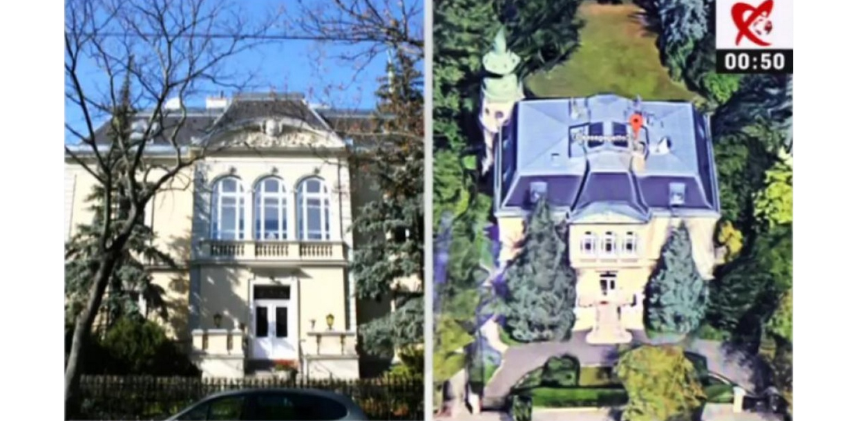 Vila din Viena a nurorii lui Sorin Oprescu. Costă 7 milioane de euro. Să nu vă mai aud că România e o țară săracă!