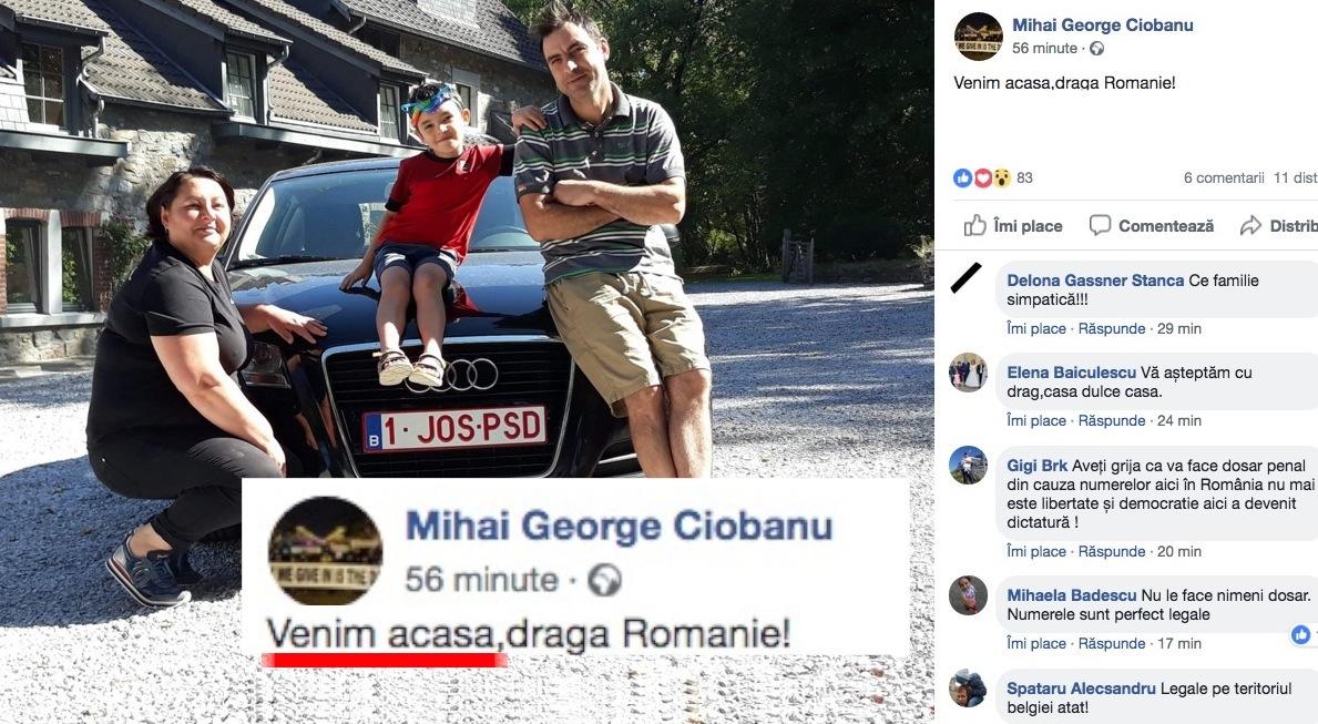 Românii plecați afară se întorc în țară! Exact cuma promis și PSD în Programul de Guvernare!