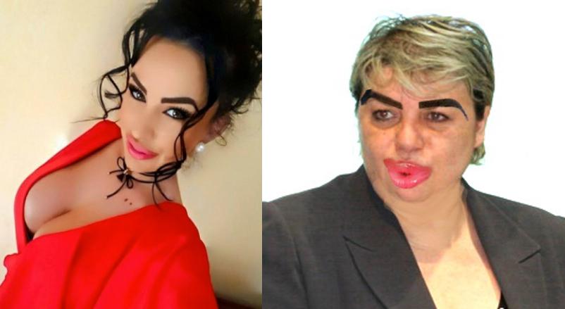 Alertă mare! Sevil Shhaideh și-a lucratpozele în Photoshop după modelul Violeta Varga, ca să își poată da demisia!