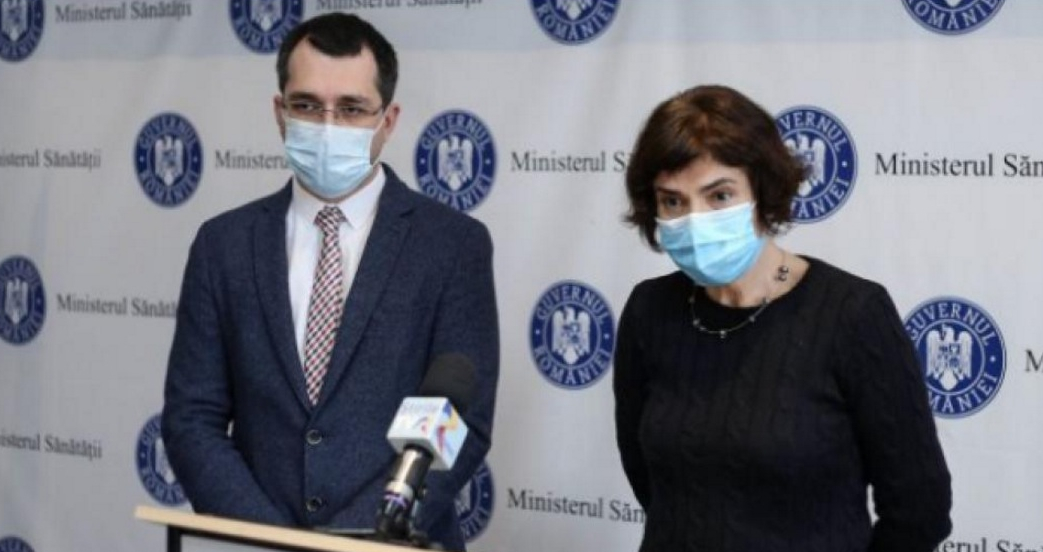 Vlad Voiculescu și Andreea Moldovan, demiși de premierul Cîțu! Să vină Sorin Oprescu și cu Pintea!