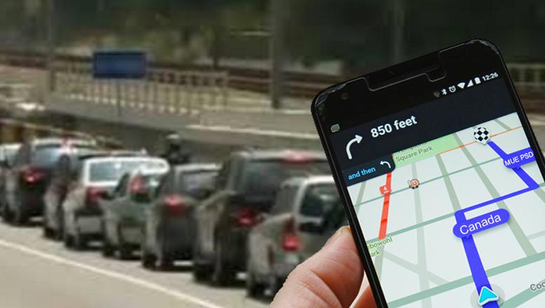 Blocaj pe toate șoselele. Waze recomandă ruta ocolitoare prin Canada, până nu se reintroduc vizele!