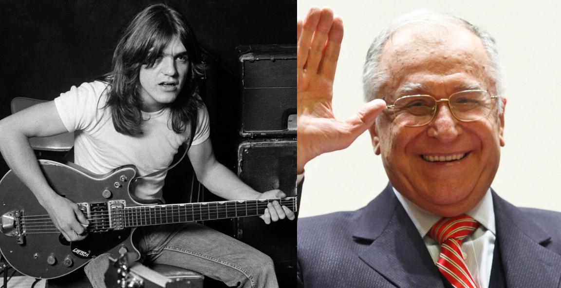 A murit și Malcolm Young de la AC/DC, iar Ion Iliescu nici măcar nu strănută!