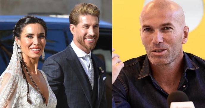 """Zidane explică pentru GSP de ce nu a fost la nunta lui Sergio Ramos: """"Nici părinții lui nu au venit la nunta mea!"""""""