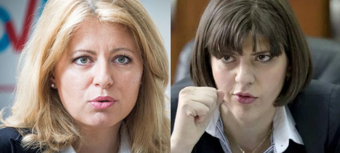 Slovacii au ales președinte o luptătoare anticorupție. Cum ar fi să candidezeși la noi Codruța? S-ar mutatot PSD-ul în Madagascar!